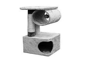 Драскало с квадратна хралупа и тунел