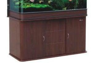 Шкаф за аквариум HRE-1000 - два цвята