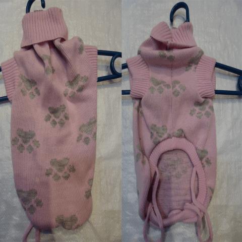 Плетена дрешка - 100% памук