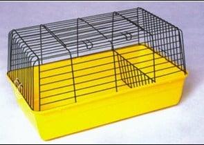 Клетка за зайчета