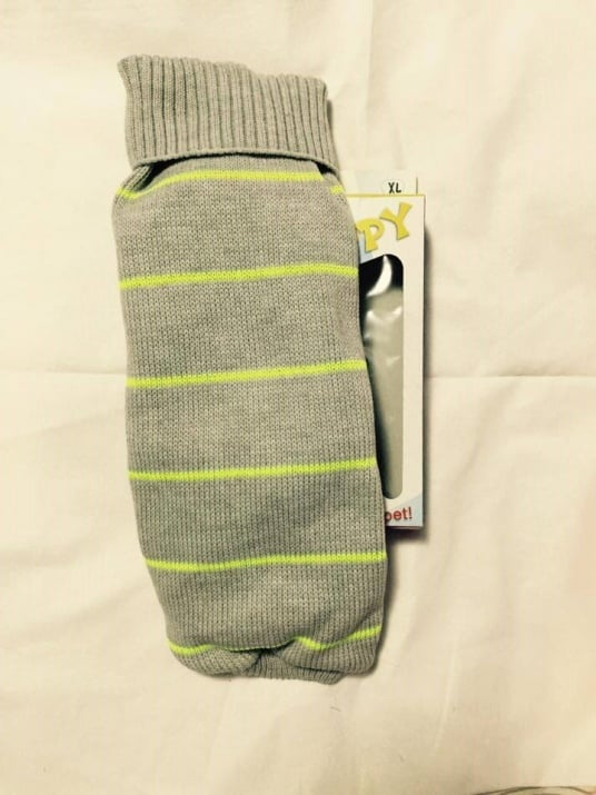 Плетена дреха- размер ХL