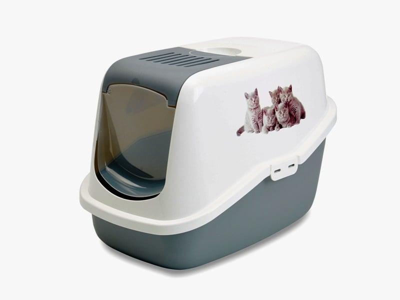 Тоалетна къща Nestor Kitten + филтър от Savic, Белгия
