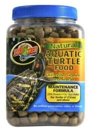 За водни костенурки над 15см. Zoo Med USA  184 гр.