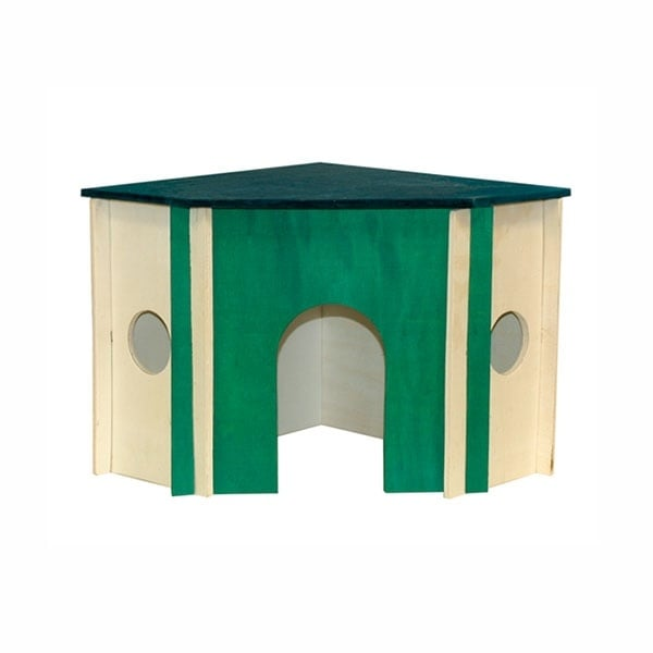 Къща за заек 30x30x25см