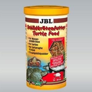 JBL Turtle Food - Балансирана храна от ракообразни и насекоми за водни костенурки