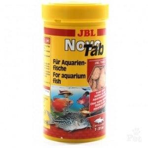 JBL NovoTab /храна за всички декоративни рибки-таблетки/-100мл