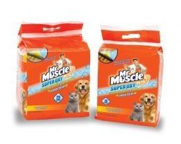 Кърпи за почистване на течности Mr Muscle Super Oxy Pick up
