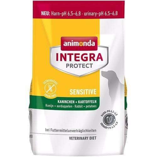 Профилактична храна за кучета Integra Protect Sensitive, с непоносимост към храна, основните симптоми на които са анален сърбеж и диария, 4.00кг
