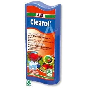 JBL Clearol /препарат за избистряне на водата/-100мл