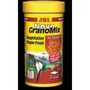 JBL NovoGranoMix mini /храна за малки рибки в общ аквариум/-100мл