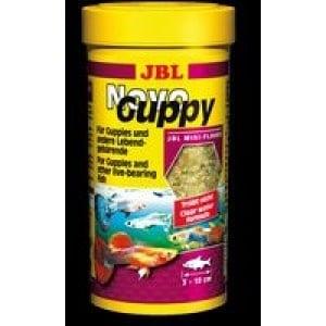 JBL NovoGuppy /основна храна за гупи/-100мл