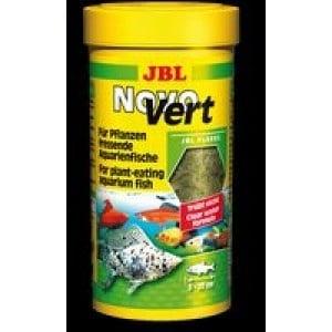 JBL NovoVert /спирулина на люспи/-250мл