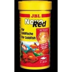 JBL NovoRed /основна храна за златни рибки-люспи/-250мл