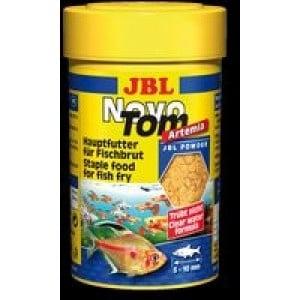 JBL NovoTom Artemia /прахообразна храна за подрастващи/ -100мл