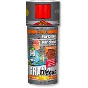 JBL Grana-Discus CLICK /храна за дискуси -гранули с дозатор/-250мл