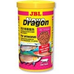 JBL NovoDragon Shrimp /основна храна за риба дракон -гранули/-1000мл