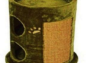 Драскало цилиндър с хралупи