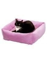 Правоъгълно легло Kitty Pretty 45х45х12см