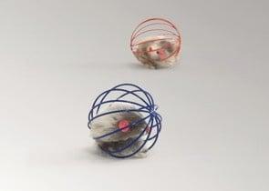Tелена топка с мишка
