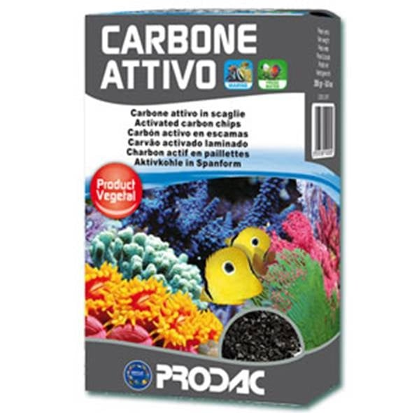 PRODAC CARBONE ATTIVO - Активен въглен - 250гр.