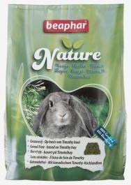 Nature Rabbit екструдирана храна за израснали зайци без зърно от Beaphar, Холандия - 0,500кг,; 1.250кг; 3.00кг