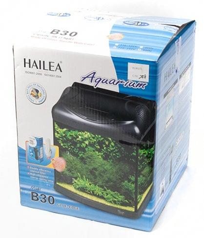Аквариум Hailea B30 + 3 ПОДАРЪКА
