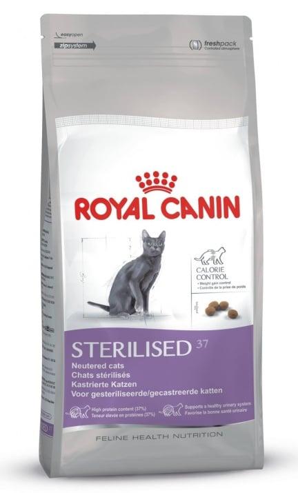 Royal Canin Sterilised 37  2кг