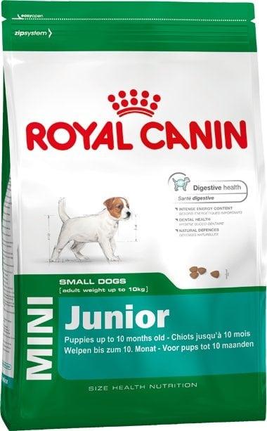 Royal Canin Mini Junior 8кг.