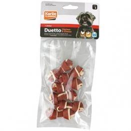 Лакомство за кучета Duetto S - 6 бр - кокълчета с пиле и сирене от Karlie, Германия