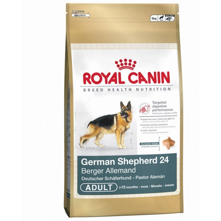 Royal Canin German Shepherd Adult  12.00кг