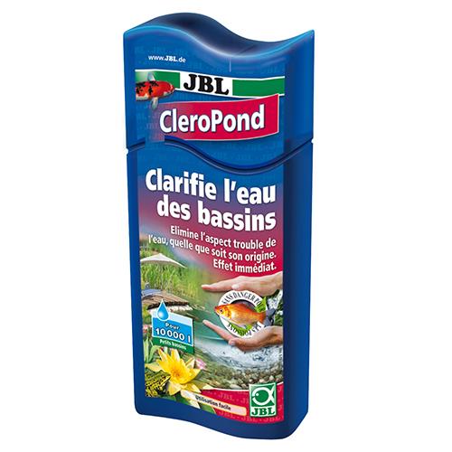 JBL CleroPond – 500мл – Препарат за избистряне на водата в езера