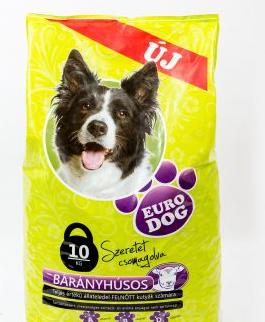 Храна за кучета от всички породи с агнешко месо