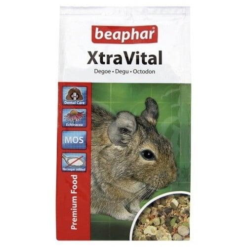 Beaphar XtraVital Degu /пълноценна храна за дегу/-500гр