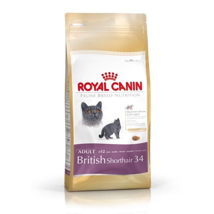 Roayl Canin British Shorthair  2.00кг