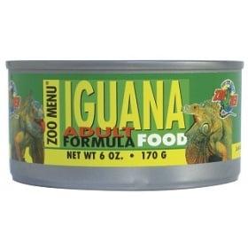 ZooMed - консерв. храна за израснали игуани 170 гр.
