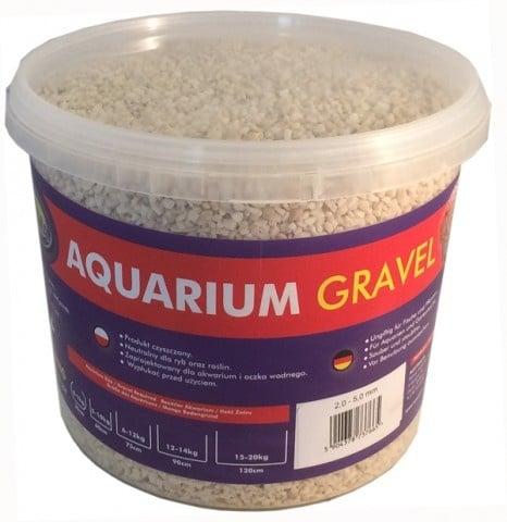 Aqua Nova NCG-5 Доломит 2-5мм Натурален пясък - разфасовка от 5кг