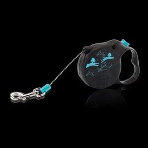 Flexi Color Mini /автоматичен повод за кучета-котки до 8кг въже 3м/