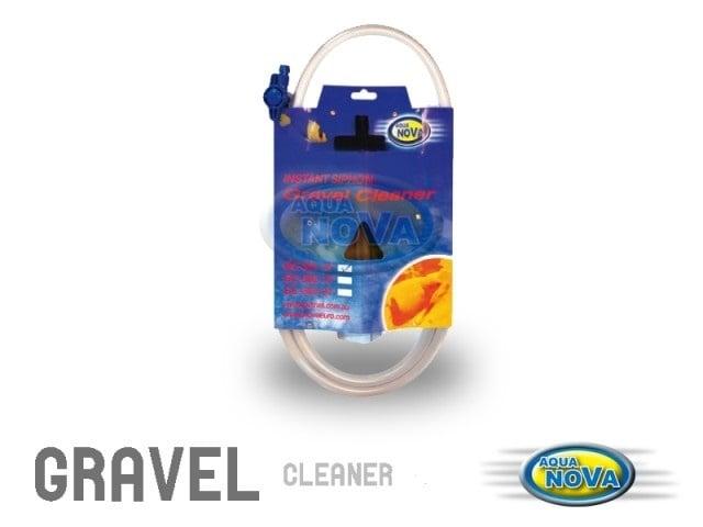 Aqua Nova Чистачка за дъно - три размера