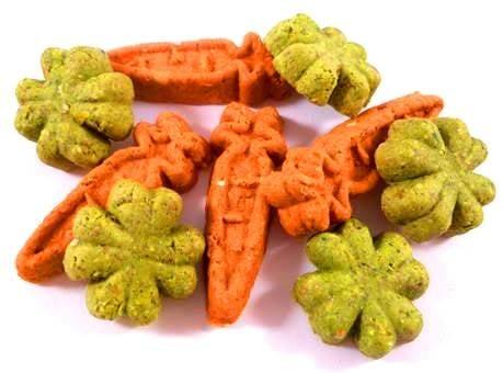 Бисквити за малки животни - морковчета от Animal Lovers, Холандия
