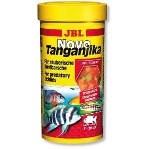 JBL NovoTanganjika /храна за месоядни африкански цихлиди/-250мл