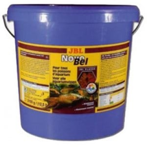JBL NovoBel /основна храна за всички декоративни рибки/-5.5л