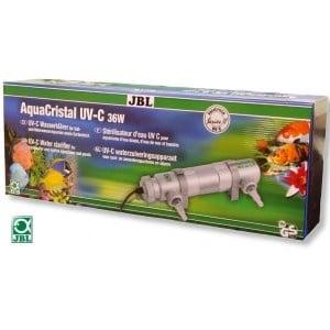 JBL AquaCristal UV-C 36W /UV-C система за аквариуми (морски и сладководни) и езера/-36W