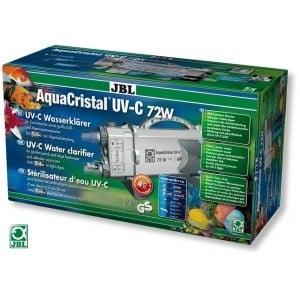 JBL AquaCristal UV-C 72W /UV-C система за аквариуми (морски и сладководни) и езера/-72W