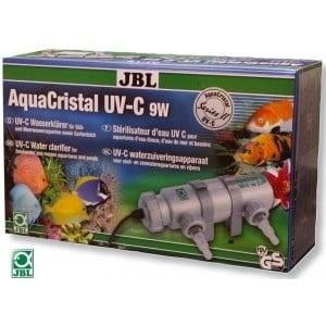 JBL AquaCristal UV-C 9W Series II /UV-C система за аквариуми (морски и сладководни) и езера/-9W