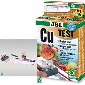 JBL Copper Test Cu /тест за измерване нивото на мед във водата/