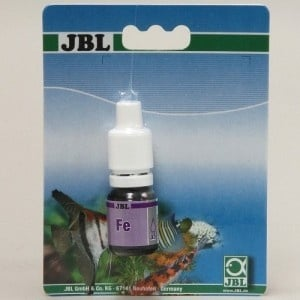 JBL Iron Fe Reagens /пълнител за Iron Test Fe/