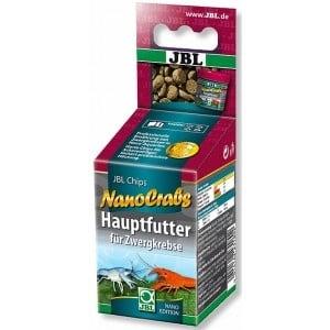 JBL NanoCrabs /основна храна за малки ракообразни в нано аквариум/-60мл