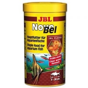 JBL NovoBel /основна храна за всички декоративни рибки/-250мл