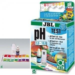 JBL pH Test 3.0 - 10.0 /тест за измерване pH-то на водата/