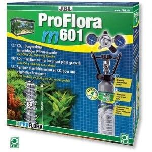 JBL ProFlora m601 CO₂ /професионална CO₂ система с бутилка (500гр) за многократна употреба/